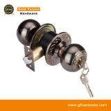 Bloqueo de puerta tubular vendedor caliente de la perilla (5803 Y AB-BN)