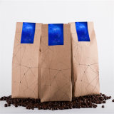 Seitliche Stützblech-Packpapier-Toast-Beutel