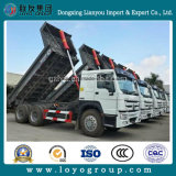 HOWO 371HP 6X4 Lastkraftwagen- mit Kippvorrichtunggute Preis-LKWas für Verkauf