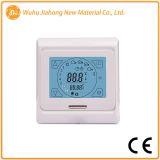 El termóstato estupendo de la calidad Hogar-Utiliza el termóstato del sitio con la pantalla táctil del LCD