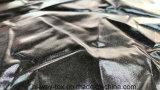 Ткань 100% Pongee полиэфира 260t Hwpt260f с Foiling C/T
