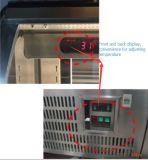 Коммерческие холодильник витрина по кривой в ресторан или кафе (SCLG4-480FH)