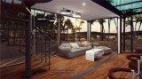 3 chambres à coucher Préfabriqué modulaire/ conteneur portable préfabriqués Maison de vacances à