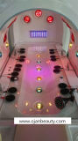 Cápsula del BALNEARIO del oxígeno de la cápsula del BALNEARIO de la sauna del ozono del infrarrojo lejano del túnel del espacio