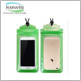 sacchetto impermeabile del telefono dello schermo di tocco iPhone6 per nuoto