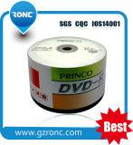 Constructeur blanc 4.7GB DVD-R blanc 8X de disque