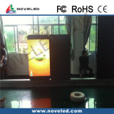P6 schermo esterno del manifesto LED per la pubblicità