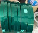 Band de Op hoge temperatuur van het Huisdier van de Film van de polyester Waterdichte voor het Verpakken van de Isolatie van de Kabel