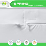 Prueba de fallos cama colchón impermeable Encasement silencioso