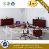 Forniture di ufficio moderne del MDF della melammina della scrivania (HX-NJ5099)