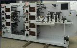 Impresora flexográfica Zb-320/420 con el color 8