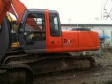 Máquina escavadora usada de Hitachi 20ton da máquina escavadora da esteira rolante de Hiatchi Zx200