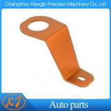Radiatore di alluminio di CNC per la vettura da corsa
