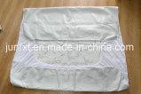 Imperméable serviette blanche en coton biologique hypoallergéniques Terry protecteur de matelas