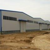 Estructura de acero de alta resistencia la construcción de casa