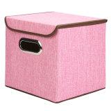 Moda Hogar creativo Simple polvo colorido multifunción Caja de almacenamiento
