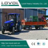 Lovol 50HP 농장 트랙터 제조자