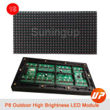 Super P8 HD LED Color exterior del módulo de pantalla