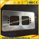 Profil en aluminium de commande numérique par ordinateur pour le produit électronique