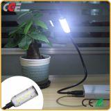 Populäre Tisch-Beleuchtung-Tisch-Lampen LEDmini flexible USB-LED