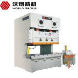 Jh25-200t C Frame de perforación de la energía mecánica de la máquina de prensa