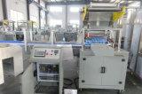 De automatische Machine van de Omslag van de Verpakking van de Krimpfolie van de Fles Verpakkende