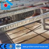 Sambia vorfabrizierter galvanisierter Stahlc-ProfilPurlin für Dach