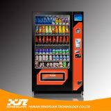 大きい冷やされていた軽食及び飲み物のコンボの自動販売機(XY-DLE-10C)