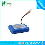 Batteria ricaricabile 2500mAh 20A 3.7V di capacità elevata Inr18650-25r delle batterie della parte superiore piana
