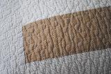 Настраиваемые Prewashed прочного удобные кровати стеганая 1-х покрывалами Coverlet для 63