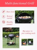 Novo design prático potável piscina Churrasqueira Fogão churrascos