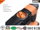 Martello rotativo senza cordone funzione senza cordone di CC 600W di Nenz di multi (NZ80)