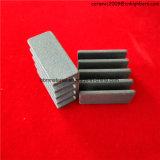 Disipador de calor de cerámica de cerámica del carburo de silicio del aislador