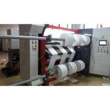 Vitesse de haute précision Jumbo PLC de refendage de papier couché machine Art