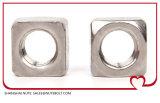 Noix 316 DIN557 M12 carrée de l'acier inoxydable 304