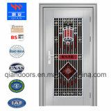 Puerta inoxidable de la seguridad de la venta caliente con el nuevo diseño, el mejor precio