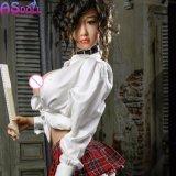 L'agente ha voluto la bambola reale asiatica su ordinazione di formato di certificazione 160cm del Ce