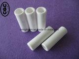 Tubo di ceramica dell'allumina a temperatura elevata