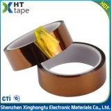 Ruban adhésif d'électricités d'or résistantes à la température matérielles de doigt de Polyimide