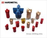 Hartmetall integrale Bohrstangen