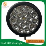 7inch 90W CREE LED Truck Light Off Road Accessoires 4X4 Lighting LED