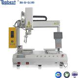 High-Precision automatisches Tischplattenschweißgerät/weichlötende Maschine