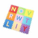 Couvre-tapis en gros de puzzle d'EVA de qualité d'éducation de bébé