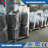 200/220 Grad Polyesterimide runder/flacher emaillierter Aluminiumdraht