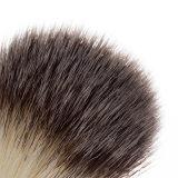 Herramienta pura Esg10380 de la maneta de madera de metal del cepillo de la maquinilla de afeitar de la brocha de afeitar del tejón del cepillo el 100% de la barba
