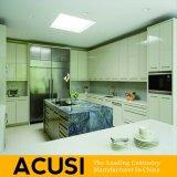 Armadi da cucina lucidi personalizzati della lacca di vendita calda dell'Australia alti (ACS2-L165)