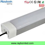 Resistente al agua IP65 de 600mm/900mm/1200mm/1500mm de luz lineal LED para iluminación del garaje