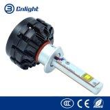 Cnlight Mh1 Phillips Kit de conversión de los faros de led de iluminación automático de faros de motocicletas
