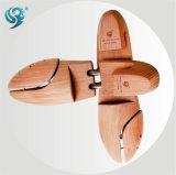 Personlized普及したデザインODMの木製の靴の木
