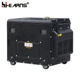 5kw無声ディーゼル機関の発電機(DG6500SE)